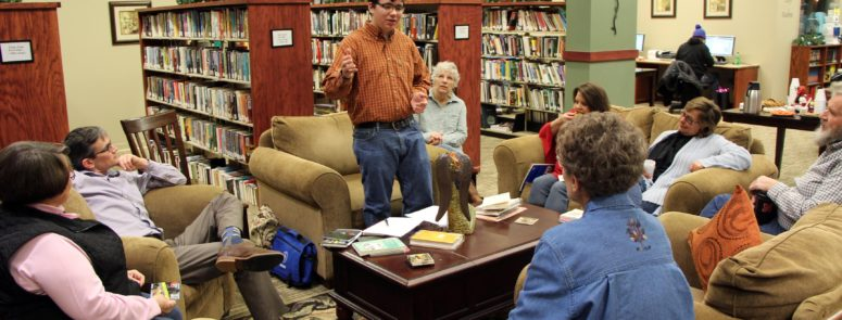 "Lyons Literary Night and ""Community Dialogue"""